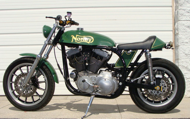 find tampa florida norley cafe racer motorcycles