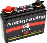 4-cell  Lithium Motorsport Battery