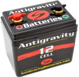 12-cell Lithium Motorsports Battery