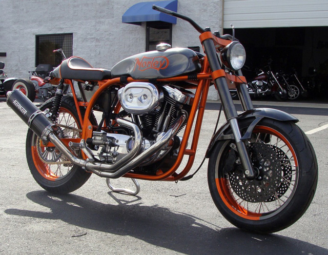 Norley Cafe Racer Motorcycles